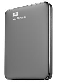 Componenti - Hard Disk - Esterni ELEMENTS PORTABLE 1TB BLACK